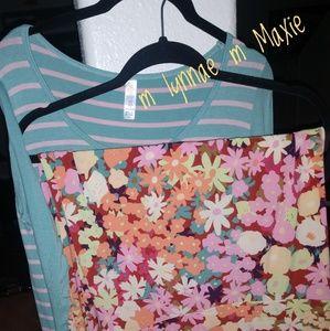 Lynnae maxi skirt